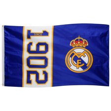 Real Madrid Flagga 1902 - Blå