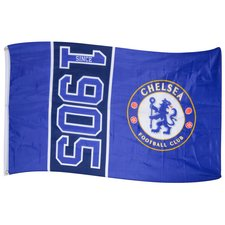 Image of   Chelsea Flag 1905 - Blå