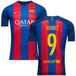 Barcelona Hjemmebanetrøje 2016/17 SUAREZ 9