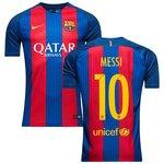 FC Barcelone Maillot domicile 2016/17 MESSI 10