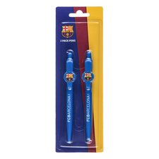 Image of   Barcelona Kuglepen 2-Pack - Blå