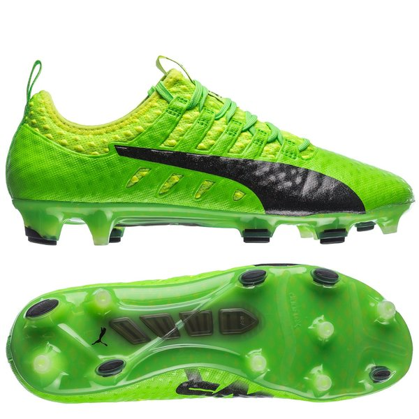 PUMA evoPOWER Vigor 1 FG Green GeckoPUMA Black