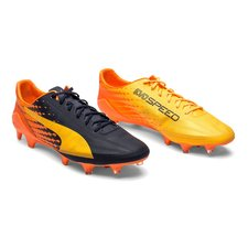 PUMA evoSPEED 17 SL Gul/Navy/Orange