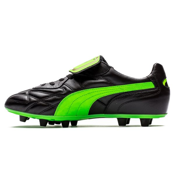 promo code 4d7a6 7fce6 PUMA King Top Made in Italy - Black Green