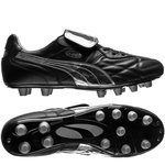 PUMA King Top Made in Italy Chrome - Schwarz LIMITED EDITION