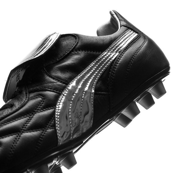 huge discount 0aa0f a42a1 PUMA King Top Made in Italy Chrome - Black LIMITED EDITION
