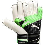 PUMA Goalkeeper Gloves evoPOWER Grip 2.3 RC - Green Gecko/PUMA Black/PUMA White