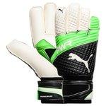 PUMA Goalkeeper Gloves evoPOWER Grip 2.3 GC - Green Gecko/PUMA Black/PUMA White