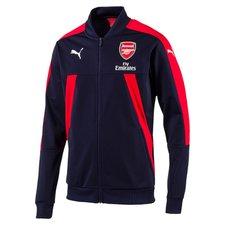 Arsenal Track Top Stadium - Navy/Röd Barn