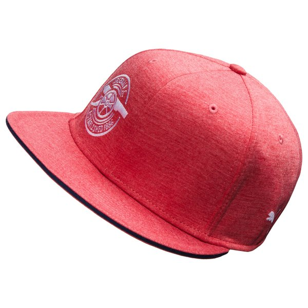 6beab98c827 Arsenal Cap Stretch Fit - Red