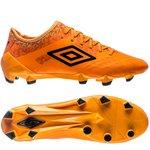 Umbro Velocita 3 Pro HG - Orange/Schwarz