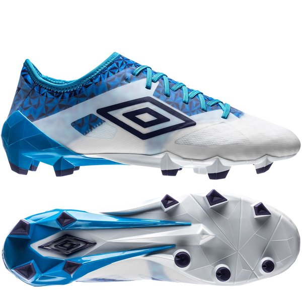 umbro velocita 3 pro hg - white astral aura diva blue - football boots ... d2022e7cc9884