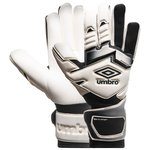 Umbro Goalkeeper Gloves Neo Pro Shotgun Cut - White/Black