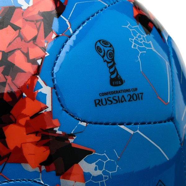 adidas Football Confederations Cup Krasava Praia - Blue Bright Red ... 35810cc3e55ff