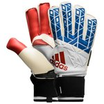 adidas Goalkeeper Gloves ACE Trans Ultimate - White/Blue/Red/Core Black