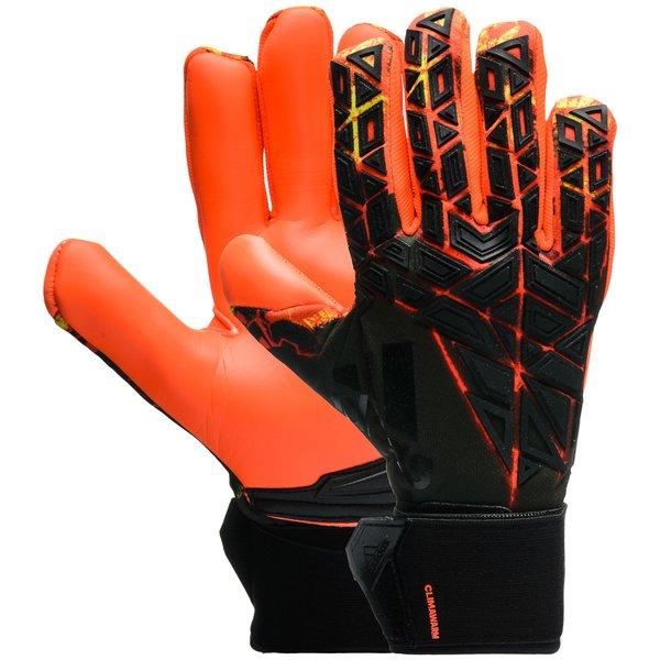 Monetario mecanismo ligado  adidas Goalkeeper Gloves ACE Trans Climawarm - Lava Orange/Core Black/Solar  Red | www.unisportstore.com