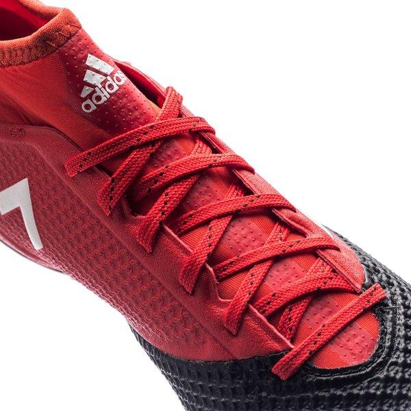 innovative design 3aca2 7f204 adidas ACE 17.3 Primemesh FGAG Red Limit - RougeBlancNoir   www.unisportstore.fr