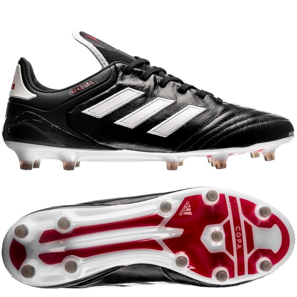 96b3374a2dc592 adidas Copa 17.1 FG/AG Chequered Black - Core Black/White/Red |  www.unisportstore.com