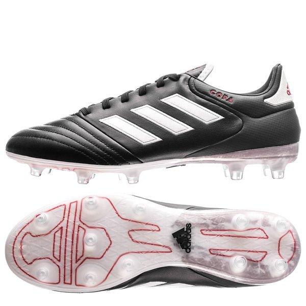 adidas Copa 17.2 FGAG Chequered Black SortHvit