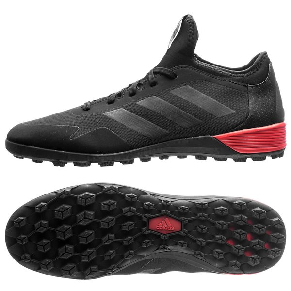 adidas ACE Tango 17.2 TF Red Limit - Schwarz Grau Rot  3edb463e10
