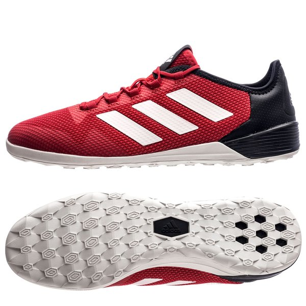 adidas ACE Tango 17.2 IN Red Limit - Rød Hvid Sort  c06fc5a31f