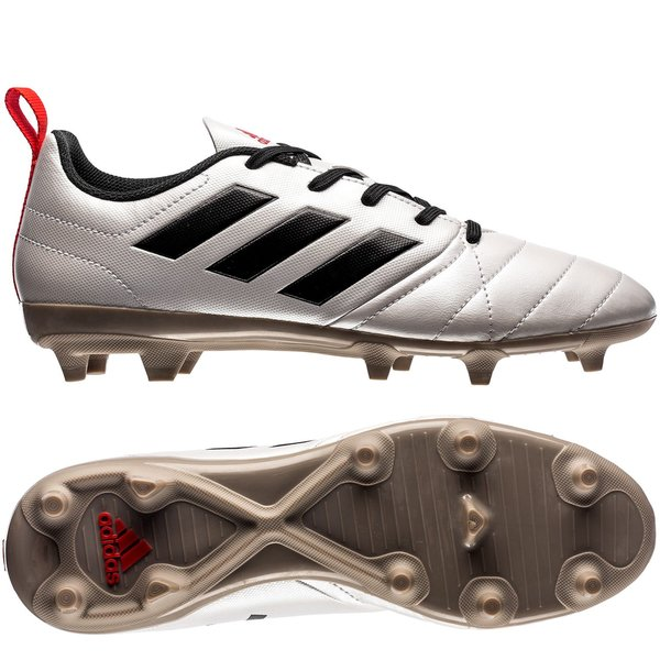 4d658f2e1 adidas ACE 17.4 FG AG Metallic Shimmer Pack - Feather White Core ...