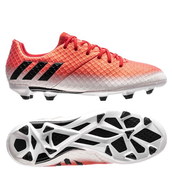 Guardería Estallar total  adidas Messi 16.1 FG/AG Red Limit - Red/Core Black/Feather White Kids |  www.unisportstore.com