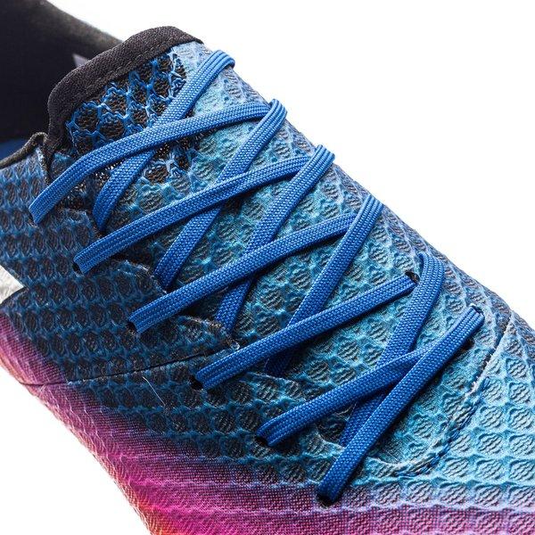 adidas Messi 16.1 FGAG Blue Blast BlauWeißOrange Kinder