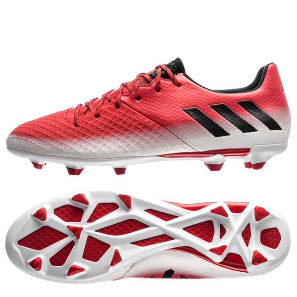 8a8d3a09f04 adidas Messi 16.2 FG AG Red Limit - Red Core Black Feather White ...