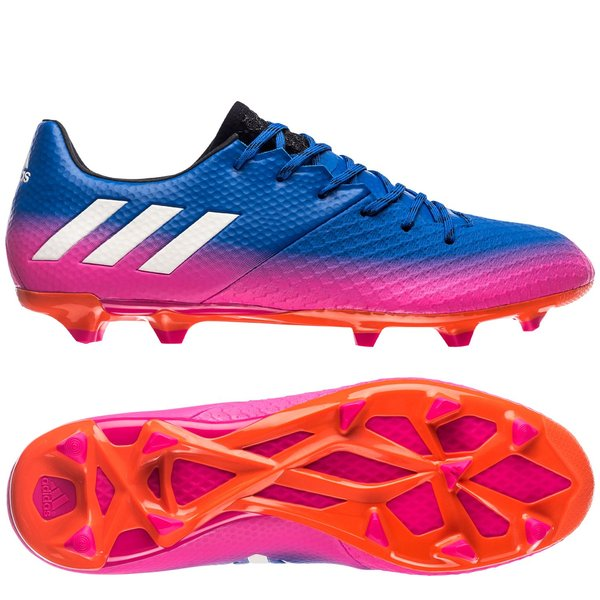 024453190 130.00 EUR. Price is incl. 19% VAT. -40%. adidas Messi 16.2 FG AG Blue  Blast - Blue Feather White Solar Orange