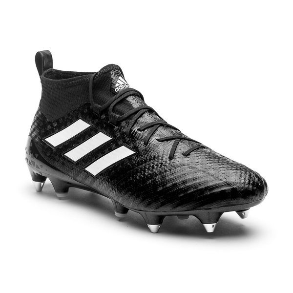 c60a10715507 adidas ACE 17.1 Primeknit SG Chequered Black - Core Black Feather White Night  Metallic