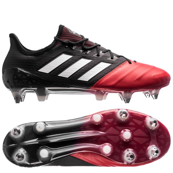 super popular ad5ec f4df2 adidas ACE 17.1 Leather SG Red Limit - Core Black/Feather ...