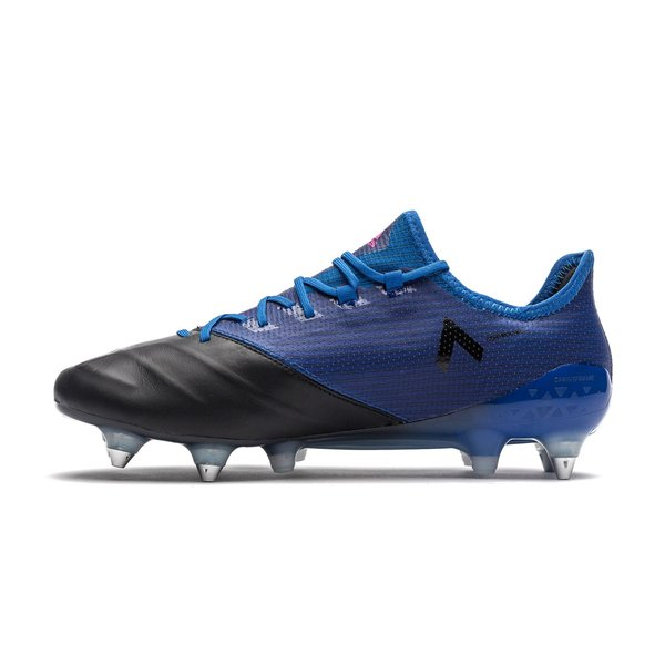 sneakers for cheap 1d6ed f9a47 adidas ACE 17.1 Leather SG Blue Blast - Blue/Feather White ...