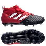 adidas ACE 17.1 FG/AG Red Limit - Red/Feather White/Core Black Kids