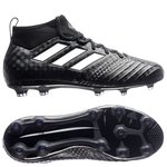 adidas ACE 17.1 FG/AG Chequered Black - Noir/Blanc Enfant