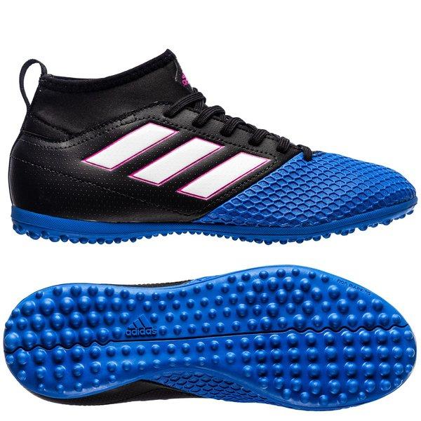 adidas ACE 17.3 Primemesh TF Blue Blast NoirBlancBleu Enfant