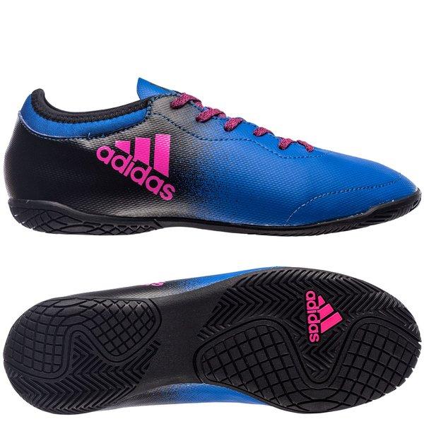 trabajo duro ladrar banda  adidas X Tango 16.3 IN Blue Blast - Blue/Shock Pink/Core Black Kids |  www.unisportstore.com