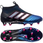 adidas ACE 17+ PureControl FG/AG Blue Blast - Core Black/Feather White/Blue Kids