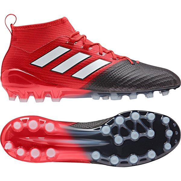 best cheap 7530f f14f3 adidas ACE 17.1 Primeknit AG Red Limit - Red/Feather White ...