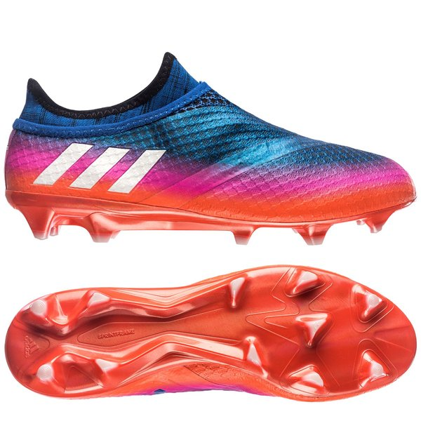 66500f52ed2 300.00 EUR. Price is incl. 19% VAT. -70%. adidas Messi 16+ PureAgility FG AG  Blue ...