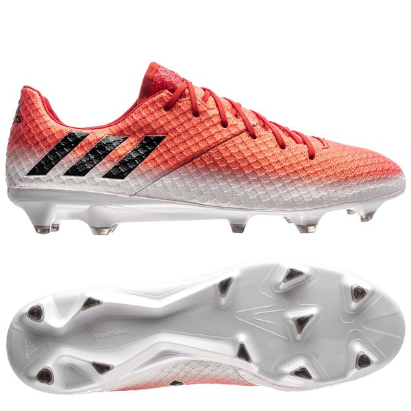 adidas Messi 16.1 FGAG Red Limit RödSvartVit