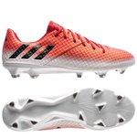 adidas Messi 16.1 FG/AG Red Limit - Rød/Sort/Hvid