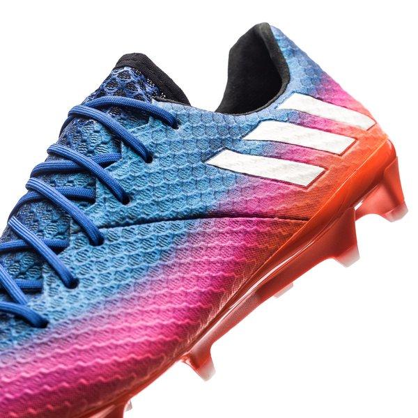 22fd9fc2 adidas Messi 16.1 FG/AG Blue Blast - Blå/Hvit/Oransje | www ...