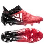 adidas X 16+ PureChaos FG/AG Red Limit - Rot/Weiß/Schwarz Kinder