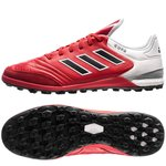 adidas Copa Tango 17.1 TF Red Limit - Rouge/Noir/Blanc