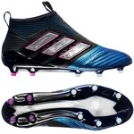 adidas ACE 17+ PureControl FG/AG Blue Blast - Core Black/Feather White/Blue