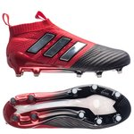 adidas ACE 17+ PureControl Boost FG/AG Red Limit - Red/Feather White/Core Black