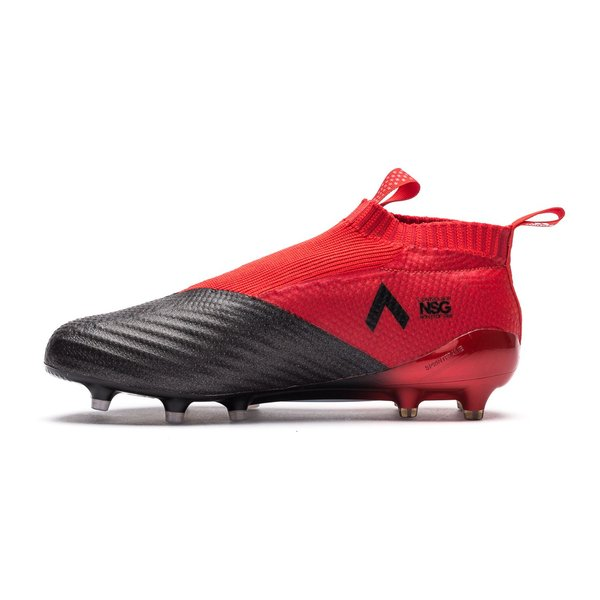 new products 99098 0f571 adidas ACE 17+ PureControl Boost FG/AG Red Limit - Red ...