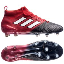 adidas ACE 17.1 Primeknit FG/AG Red Limit - Red/Feather White/Core Black