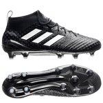 adidas ACE 17.1 Primeknit FG/AG Chequered Black - Noir/Blanc/Argenté